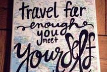Travel Sayings / Thoughts and sayings about travel. Travel accessories. Travel tips. / by The Woodlands Resort