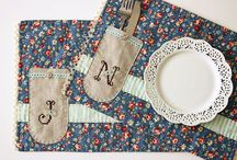 Placemats / by Amornrak Goy