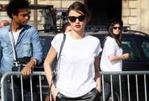Celebrity Style / More celebrity style at www.thetrenddiaries.com / by The Trend Diaries