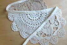 Lace & Doily Ideas / by Amornrak Goy