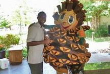 Where in The Woodlands is Puffy / Puffy Pinecone, the lovable mascot of The Woodlands  has lots of adventures. / by The Woodlands Resort