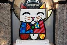 Эрарта \ Erarta / ЭРАРТА — самый крупный международный проект в области российского современного искусства. Его название образовано из двух слов — Era и Arta и означает «время искусства». Миссия проекта — максимальное расширение аудитории, заинтересованной в современном искусстве. Мы любим искусство и верим в то, что оно может стать частью жизни каждого человека, сделать ее более счастливой и интересной!