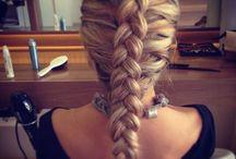 Hair cuts and Hair braids by Andre Kodra