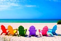 Life @ the beach  / by Brandi Puckett