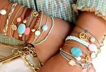 Jewelry / Colorful bling to match your nails