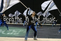 Guard Stuff / Color Guard and Marching Band / by Cassie Dugger