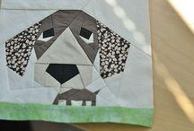 Quilt Block: ANIMAL / by Amornrak Goy