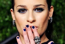 Celebrity Nails / Beautiful and cool nails from the ladies of Hollywood