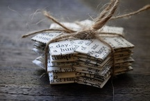 Papers / All things can be created with papers ☆ / by Isazalie