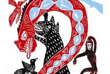 Beasts / My favorite wolfs and other wild animals. / by Isazalie