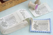 Quilt Labels / by Amornrak Goy