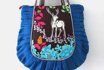bag: Totes / by Amornrak Goy