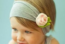 Little Girl Style / by Nichole Barkley