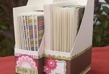 Hand Made Cards / by Julie Frye