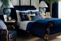 Elegant Under Sea Bedroom / by Belinda Blakley