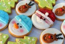 Christmas Cookies / Decoración de galletas de navidad