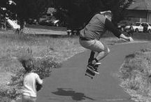 Black and White Sk8 pics / black and white skateboard photography