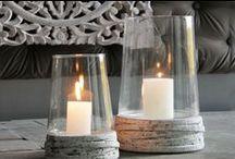 Kaarsenhouders & Windlichten