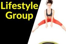 Lifestyle Group Board / Available through the Pinterest Group Board group on Facebook only.