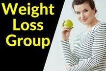 Weightloss Group Board / Available through the Pinterest Group Board group on Facebook only.