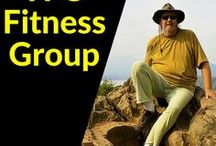Fitness Group Board / Available through the Pinterest Group Board group on Facebook only.