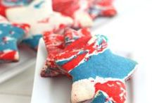 4th of July/Red, White, Blue / by createdbydiane