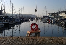Plymouth Barbican / The Plymouth Barbican Waterfront