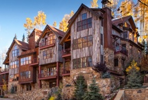 12 Trails Edge Rentals, Telluride, Colorado / Exceptional location in the Mountain Village of Telluride, Colorado. Just steps from skiing, the MV Market & Gondola. Furnished by LuxWest Interiors and managed by Trails Edge Rentals, each unique condominium residence is complete with finish details usually reserved for the finest custom homes. For information on vacation rentals, visit www.12TrailsEdge.com