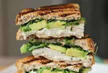 Sandwiches & Wraps / Upgrade the taste and nutrition of your ordinary sandwich, panini, or wrap.