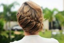 Pelo / Hair / by Irene se casa