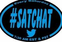 #Satchat