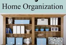 Organize / by Jill Clark