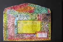Mail art / by Lisa Williamson