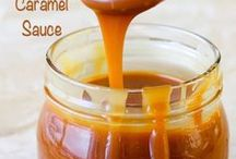 Caramel Goodness / The creamy buttery goodness of Caramel!  Yum!
