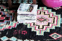 AphroChic: Boucherouite Rugs / Colorful Rugs That Will Bring Cultural Style Home