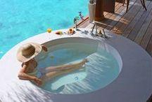 ✳<<Relaxing get away>>✳ / by Maria Triana