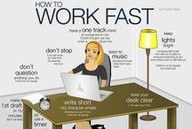 Work It! / Working 9-5... / by Stephanie Robinson