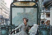 Paris / the city I live in