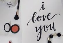 Made with Love by LetterNote / Beautifully crafted. Designed to be loved and used everyday.