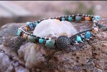 Handmade -Inspired by the Southwest / Rustic, Southwest inspired jewelry and accessories with a flair for the natural wonders witnessed on a cross-country roadtrip