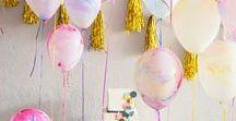 balloons / balloon fun ideas