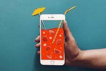 WebDesign & créativité / Design, tendances, inspirations, likes.