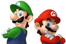 Super Mario Bros / It's-a-me, Mario!