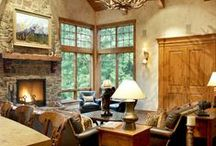House Plans with Great Living Areas / Whether a great room, family room, or a game room, these house plans with great living areas will give you fresh decorating ideas and floor plans. Make it easy to decorate your dream home!
