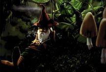 WEE MAGICKAL ONES / by Annie Britten