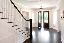Home Plans with Great Entries / First impressions are key. These home entries and foyers will leave a lasting impression. From front door styles to front porch decorations, see hundreds of ideas for making your home's front entry inviting.