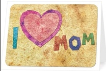 It's all about Mom! / Celebrating our moms the best way we know how. By showing them how much we care. :) 