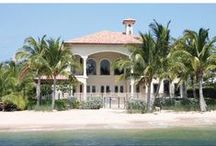 Beach & Coastal Home Plans / Beach style house plans and coastal living is not like anything else. The relaxed style and charm of these beach homes will have you yearning for your own beach house to decorate and enjoy.