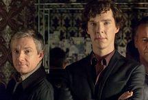 Sherlock Holmes / by Sherrie Beaver