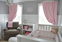 Nursery Decorating Ideas / See beautiful nursery ideas, baby decorating ideas and many safety tips for the baby that lives in your home. See these great nursery photos and get baby room inspiration.